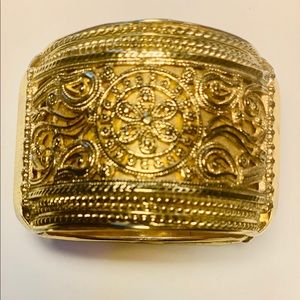 """HOST PICK"" Amrita Singh Filigree Cuff Bracelet"
